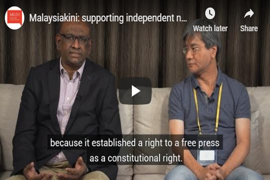 Malaysiakini: Supporting Independent News in Malaysia
