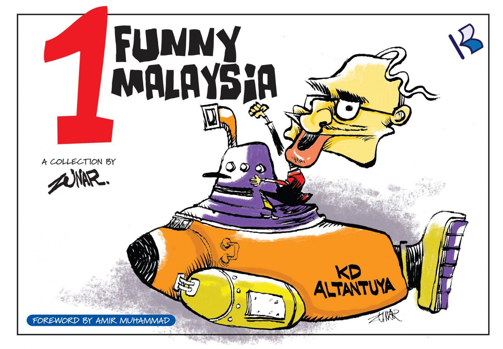 Malaysian Federal Court confirms lifting cartoon ban