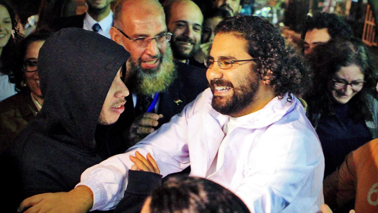 Alaa Abd El Fattah must be released, says UN group