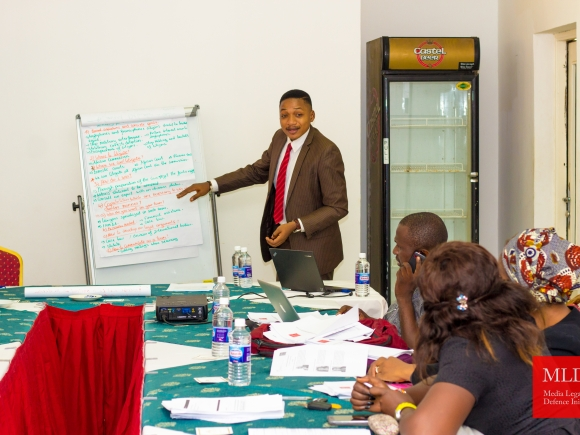 Advocacy and Litigation Training – Final Evaluation Report