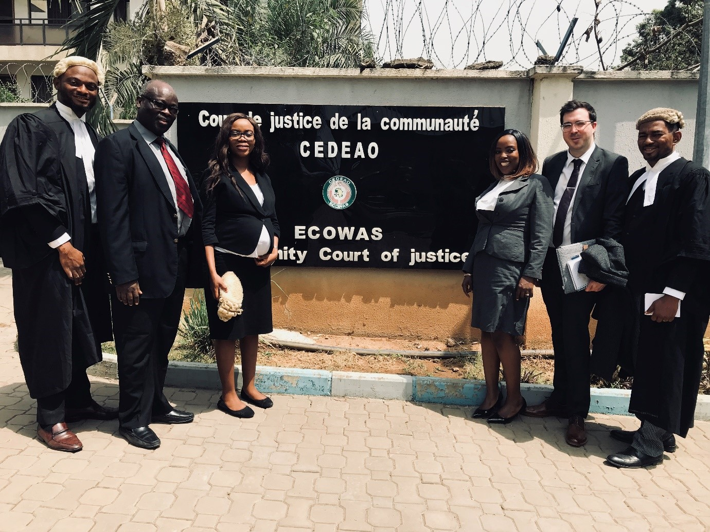 UPDATE: ECOWAS Court delivers landmark decision in one of our strategic cases challenging the laws used to silence and intimidate journalists in the Gambia