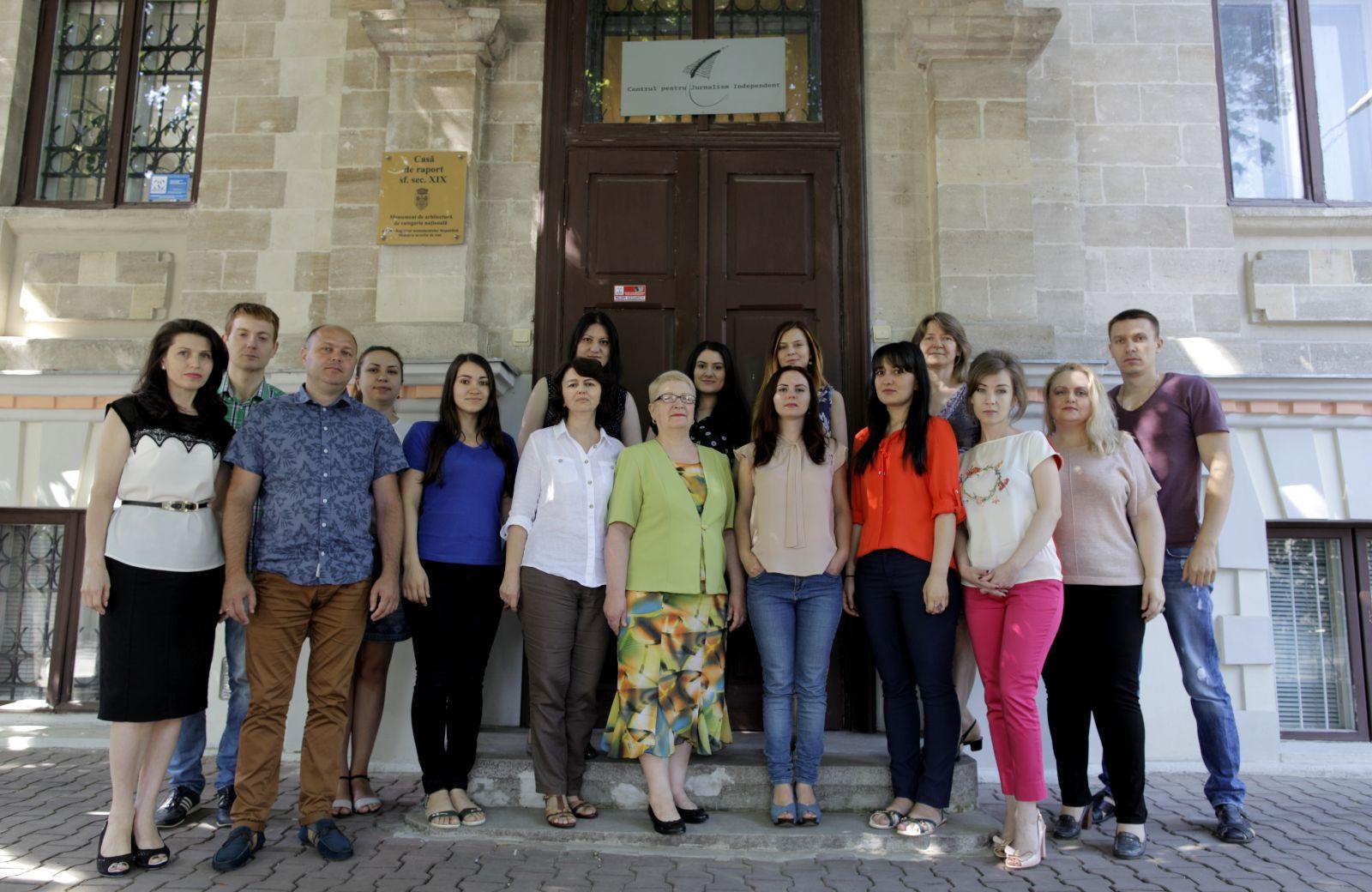 Partner impact: IJC's work in Moldova