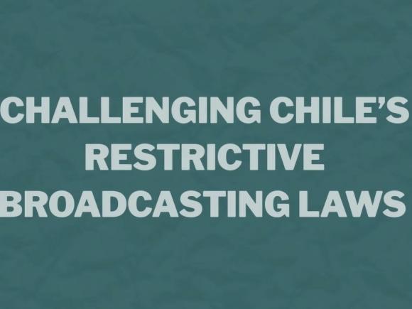 Radio Aukan: Defending Community Radio in Chile