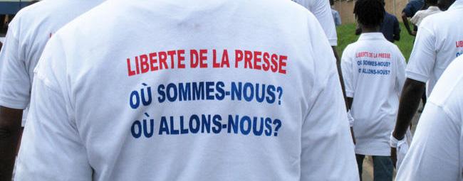 Burundi's Repressive Press Laws Challenged