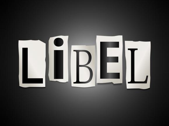 Explaining the Issues: Criminal Libel