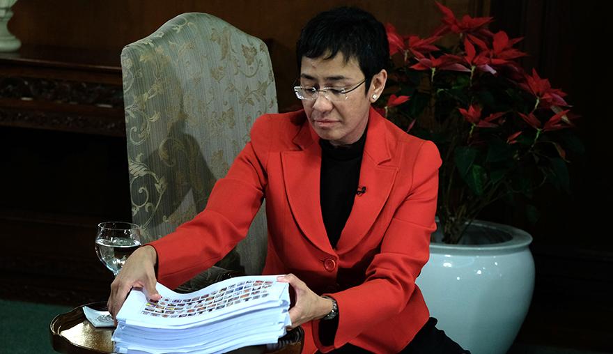 Maria Ressa: Award-Winning Journalist Facing 6 Years in Prison