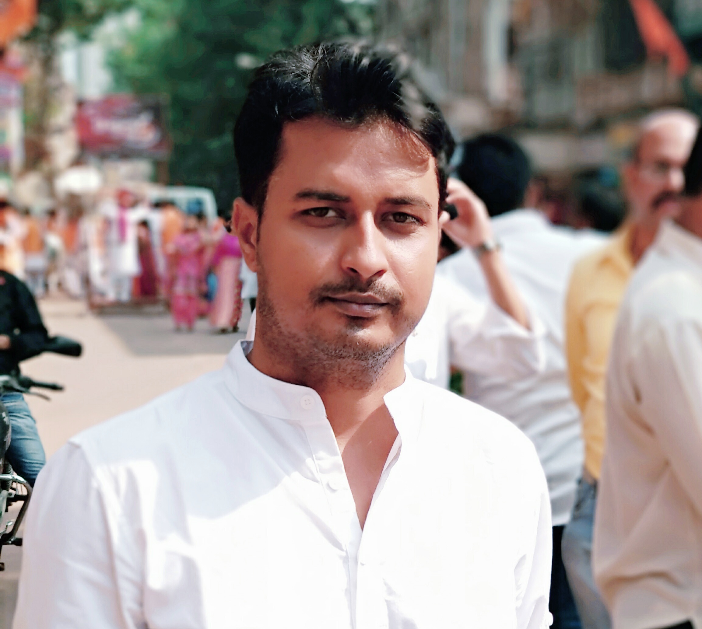 Journalist Impact: Interview with Jeetendra Ghadge, Indian Blogger and Activist