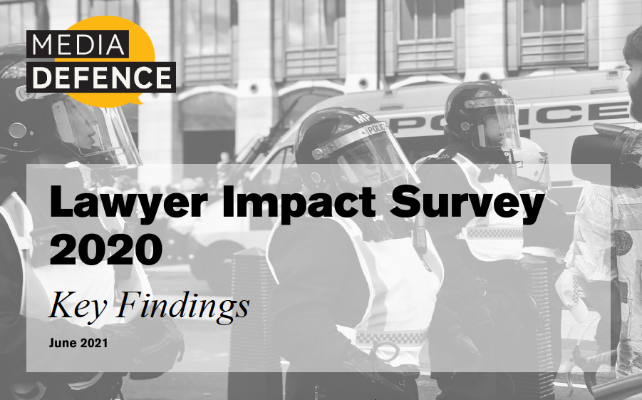 Lawyer Impact Survey 2020