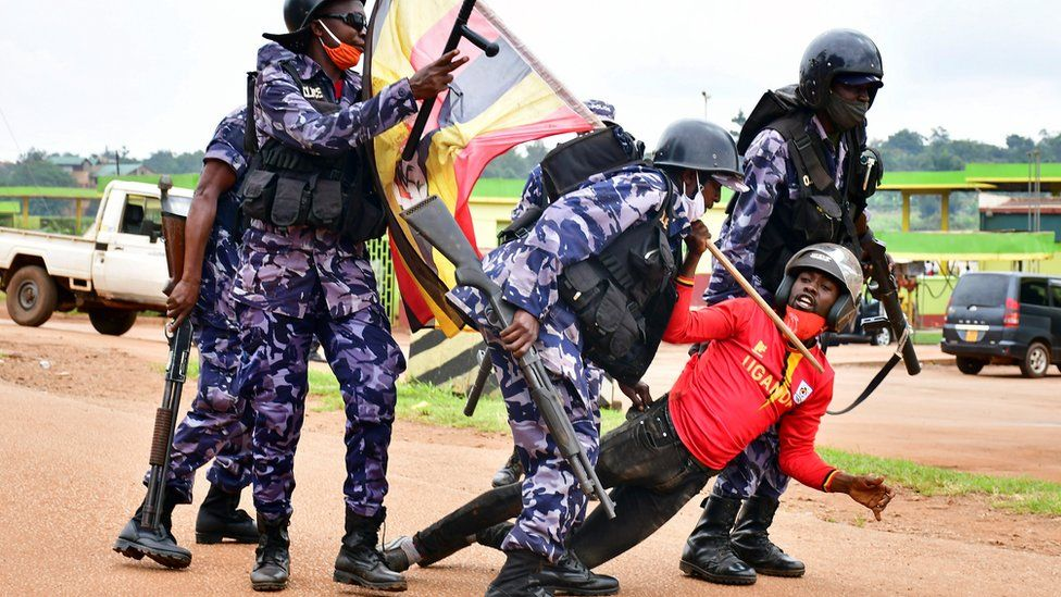 HRNJ-Uganda: challenging violence against journalists